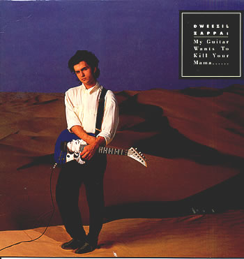 Dweezil Zappa - My Guitar Wants To Kill Your Mama